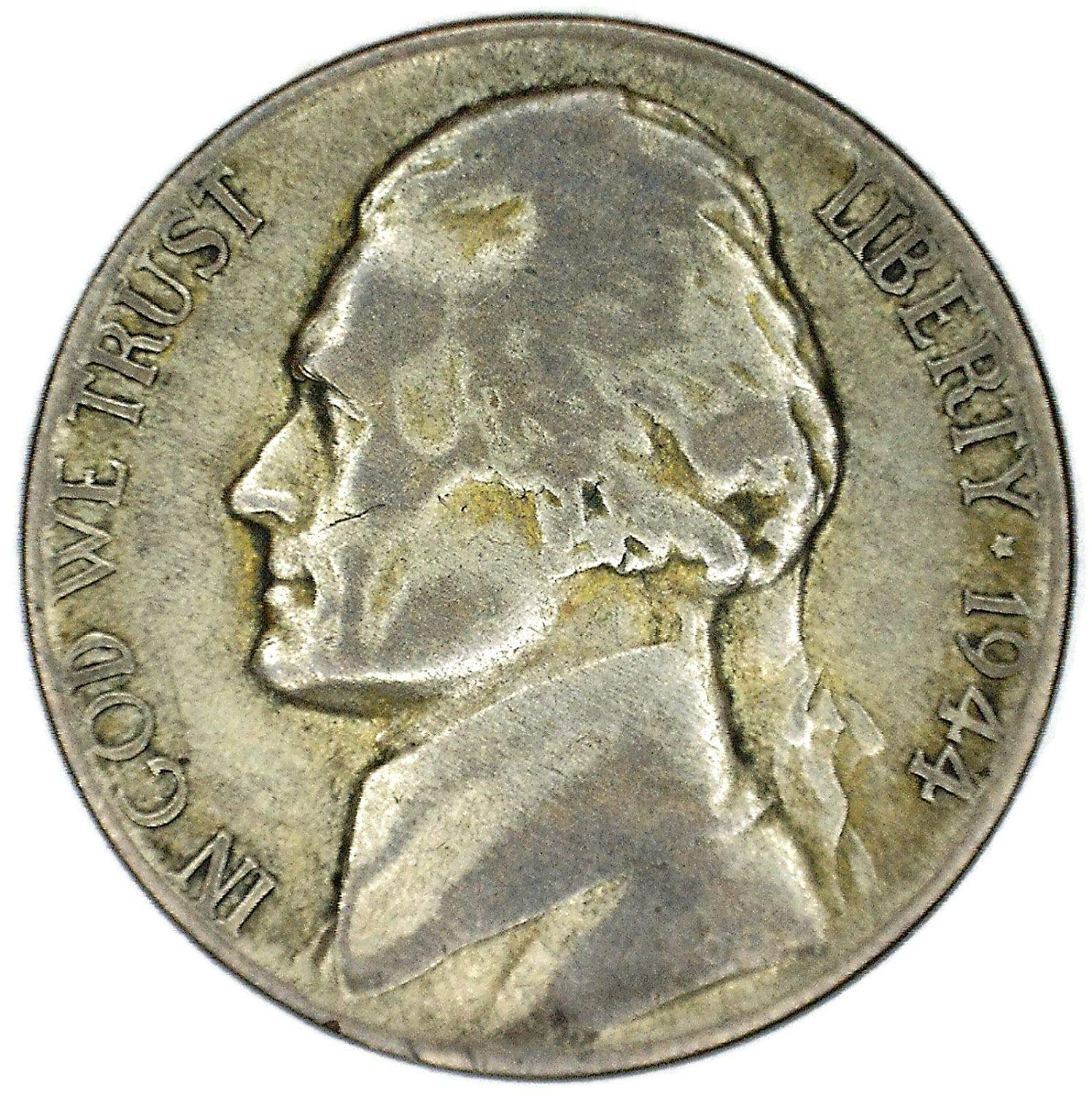 WAR 5 cents = .05626 / each