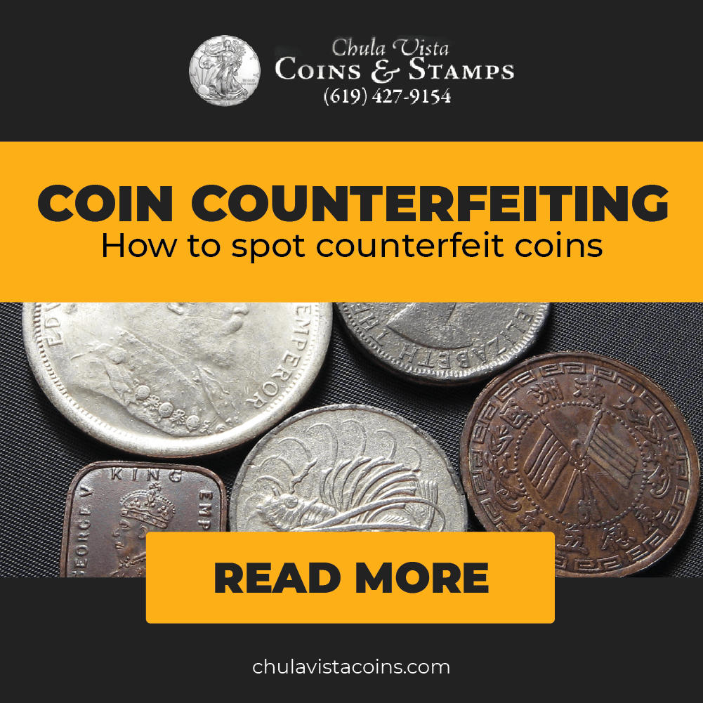 How to Spot a Counterfeit Coin