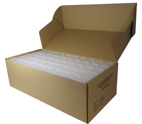 Guardhouse Large Dollar Coin Tube-100 Pack