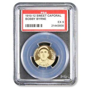 1910-1912 Sweet Caporal BOBBY BYRNE