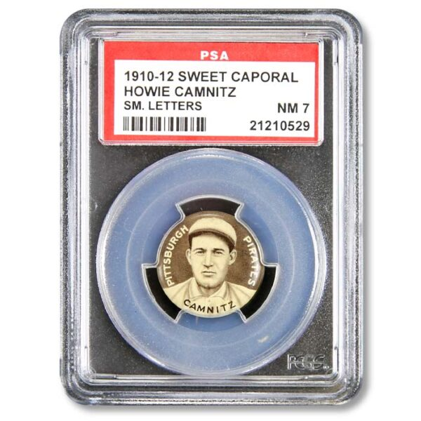 1910-1912-Sweet-Caporal-Howie-Camnitz-sml-letters